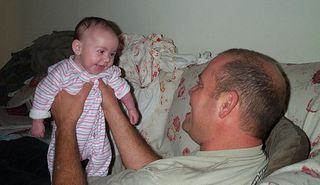 Amelia&Daddy